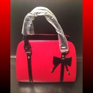 Handbags - BEAUTIFUL BOW SHOULDER PURSE